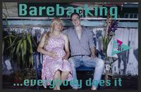 Barebacking... everybody does it