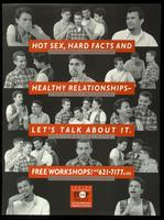 Hot sex, hard facts and healthy relationships