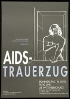 AIDS-Trauerzug