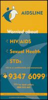 AIDSline. Worried about HIV/AIDS, sexual health, STDs