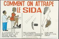 Comment on attrape le SIDA