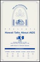 Hawaii talks about AIDS