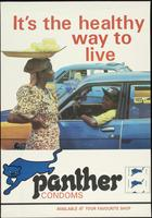 It's the healthy way to live. Panther condoms