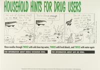 Household hints for drug users
