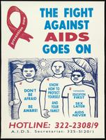 Fight against AIDS goes on