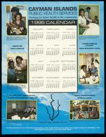 Cayman Islands public health services calendar