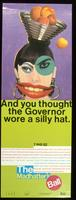 And you thought the Governor wore a silly hat