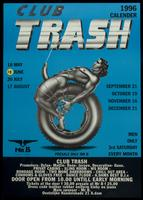 Club Trash. 1996 calender