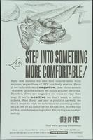 Let's step into something more comfortable!