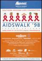 Southern Arizona AIDS Foundation AIDSwalk '98
