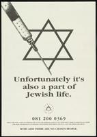Unfortunately it's also a part of Jewish life