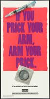 If you prick your arm, arm your prick