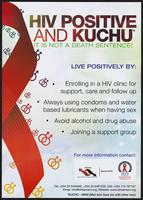 HIV positive and kuchu*. It is not a death sentence!