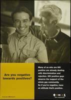 Are you negative toward positives?