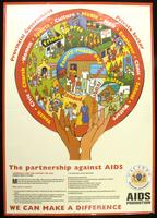 Provincial Government. Private Sector. The partnership against AIDS. We can make a difference