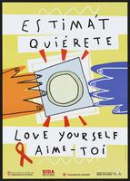 Estima't - Quiérete - Love yourself - Aime-toi