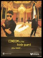 Condom is the body guard you need