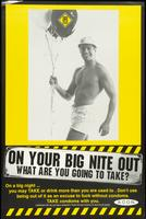 On your big nite out what are you going to take?