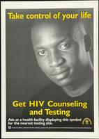 Take control of your life : get HIV counseling and testing