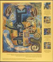 This painting depicts the continuing cycle of life and the role all people must play to ensure an AIDS free future [...]