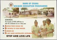Bank of Ghana. HIV/AIDS Education Programme