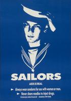 Sailors. AIDS is real.