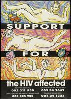 Support for the HIV affected