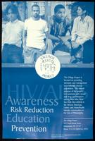 HIV/AIDS awareness, risk reduction, education, prevention