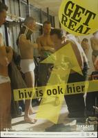 Get real.  HIV is ook hier