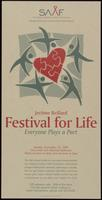 SAAF (Southern Arizona AIDS Foundation) 10th Annual Festival for Life