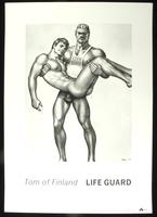 Tom of Finland. LIFE GUARD