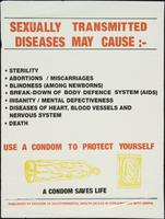 Sexually transmitted diseases may cause:-