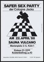 Safer sex party der Cologne Jacks
